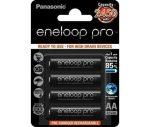 ELEM - Eneloop Pro 4xAA akku 2450mAh