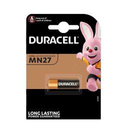 ELEM - Duracell 12V MN27 Autóriasztó elem