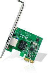 HAK - TP-Link TG-3468 Gigabit PCIe LAN kártya