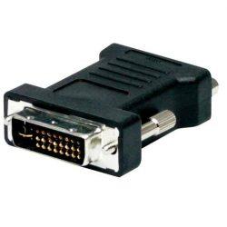 KELLÉK - Adapter, VGA DVI/M-VGA/F, Nedis CCGP32900BK