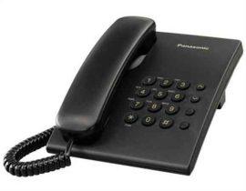 TELP - Panasonic KX-TS500HG-B fekete