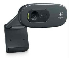 KA - Webkamera, Logitech Quickcam C270 HD