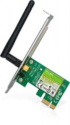 HAK - TP-Link TL-WN781ND 150Mbps wireless PCIe adapter