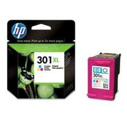 PPH - HP CH564EE no.301XL patron színes, 330oldal