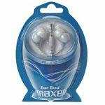HKM - Maxell EB Plugz fülhallgató, fehér