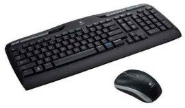 BL - Logitech Wireless Desktop MK330 vezeték nélküli billentyűzet+egér