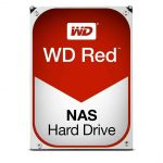 W10 - 1 Tb WD 5400 64M SATA3 WD10EFRX Red