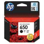 PPH - HP CZ101AE no.650 patron fekete 360o