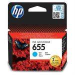 PPH - HP CZ110AE no.655 patron kék 600o