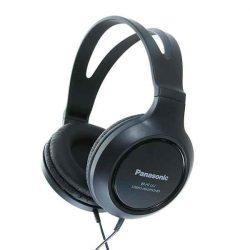 HKM - Fejhallgató, Panasonic RP-HT161E, fekete