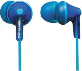 HKM - Panasonic fülhallgató, RP-HJE125E-A, kék