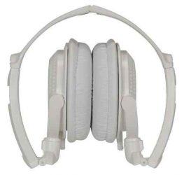 HKM - Fejhallgató, Panasonic RP-DJS200E-W, fehér