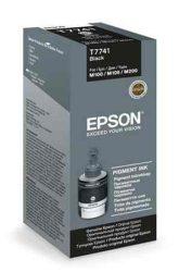 PPE - Epson T7741 fekete tinta 140ml, M100, M105, M200