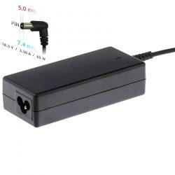 NBK - NB adapter, Akyga AK-ND-03 HP 65W (18.5V, 3.5A) 7.4x5mm+pin