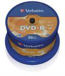 CID - Verbatim DVD-R 4,7GB 16x  50db/henger