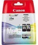 PPC - Canon PG-510BK/CL-511 multi csomag