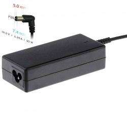 NBK - NB adapter, Akyga AK-ND-05 Dell 65W (19.5V, 3.34A) 7.4x5mm+pin
