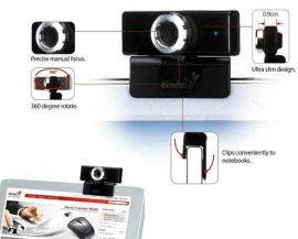 KA - Webkamera, Genius FaceCam 1000x V2 HD