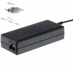 NBK - NB adapter, Akyga AK-ND-18 Lenovo 90W (20V, 4.5A) 7.9x5.5mm+pin