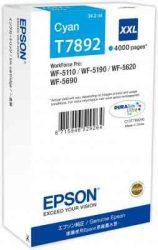 PPE - Epson T7892 kék tinta 4k, 34ml, WF-5110,5190,5620,5690