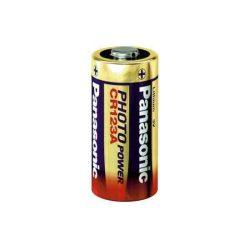 ELEM - Panasonic Lithium Power CR123A 3V fotóelem