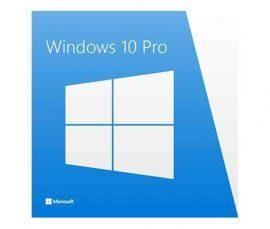 SW - Windows 10 Professional 64bit, Magyar, OEM