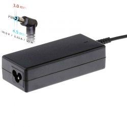 NBK - NB adapter, Akyga AK-ND-25 HP 65W (19.5V, 3.33A) 4.5x3.0mm+pin