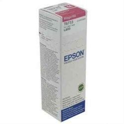 PPE - Epson T6733 bíbor tinta 70ml L800, L810, L850, L1800