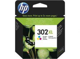PPH - HP F6U67AE no.302XL színes patron, 330oldal