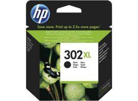 PPH - HP F6U68AE no.302XL fekete patron, 480oldal