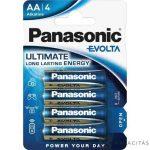 ELEM - Panasonic Evolta 4xAA ceruza