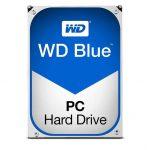 W10 - 1 Tb WD 5400 64M SATA3 WD10EZRZ Blue