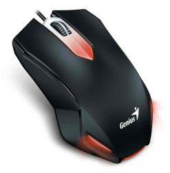 EG - Genius X-G200 Gaming USB fekete, 1000dpi