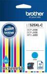 PPB - Brother LC525XL-Cyan patron, DCP-J100/105/200