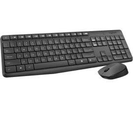 BL - Logitech Wireless Desktop MK235 vezeték nélküli billentyűzet+egér