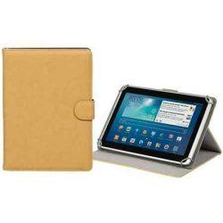 "TAK - Tablet tok, 10.1"", Rivacase ""Orly 3017"", bézs"