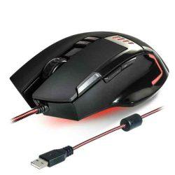 E - Spirit of Gamer PRO-M5 optikai USB egér, 3200dpi