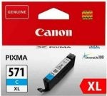 PPC - Canon CLI-571XL(C) patron, ciánkék, 11ml