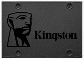SSD - 240 Gb SSD, Kingston A400 SATA3 (500/350)