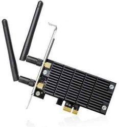 HAK - TP-Link TL-AC1300 Archer T6E Wireless PCIe adapter