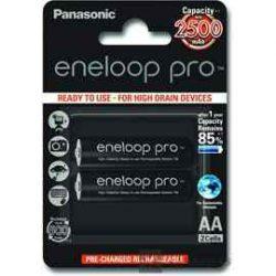 ELEM - Eneloop Pro 2xAA akku 2450mAh