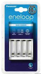 ELEM - Eneloop töltő akku nélkül, időzítős, BQ-CC51E