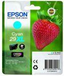 PPE - Epson T2992 kék tinta, no.29XL, Eper, 6.4ml 450 oldal