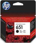 PPH - HP C2P10AE no.651 patron, fekete, 600oldal