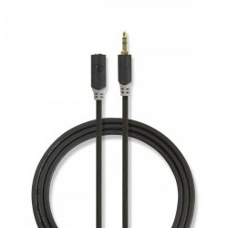 """KÁBEL - Audio kábel 3.5"""" jack hosszabbító  2m, KNA22050E20"""