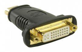KELLÉK - Adapter, VGA DVI/F-HDMI/M, Nedis CVGB34910BK