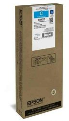 PPE - Epson T9452 ciánkék tinta 5k, 38,1ml, WF-C5710/5790