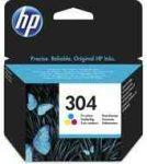 PPH - HP N9K05AE no.304 patron színes
