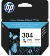 PPH - HP N9K05AE no.304 színes patron, 100oldal