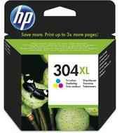 PPH - HP N9K07AE no.304XL színes patron, 300oldal
